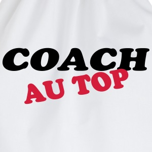 Coach au top T-shirts - Sportstaske