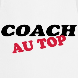 Coach au top T-Shirts - Cooking Apron