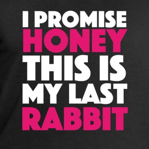 I Promise Honey this is my last Rabbit - Men's Sweatshirt by Stanley & Stella