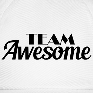 Team Awesome Camisetas - Gorra béisbol