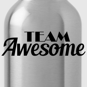 Team Awesome Tee shirts - Gourde