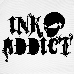 TATTOO ADDICT T-Shirts - Baseball Cap