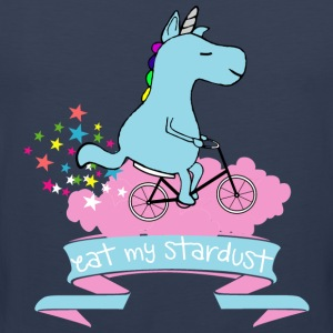 Eat my stardust unicorn - Männer Premium Tank Top