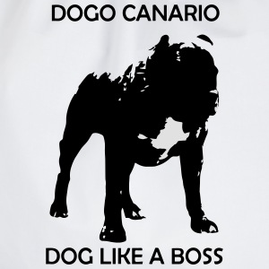 Dog like a Boss - Turnbeutel