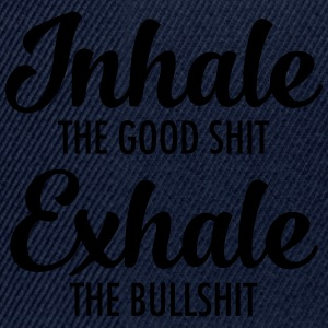 Inhale - Exhale Tee shirts - Casquette snapback
