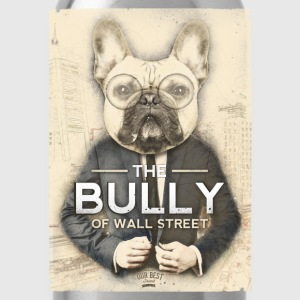 The Bully of Wall Street T-Shirts - Water Bottle