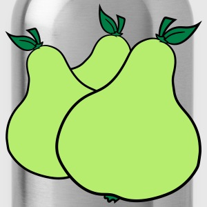 3 pears many group T-Shirts - Water Bottle