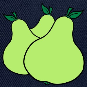 3 pears many group T-Shirts - Snapback Cap