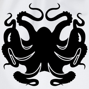 octopus T-shirts - Gymtas