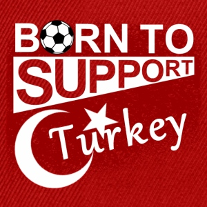 Support Turkey  - Snapback Cap