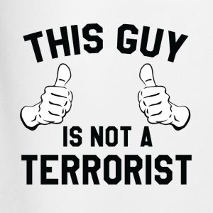This Guy is not a Terrorist - Men's Football shorts