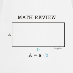 Math review-rectangle - Cooking Apron