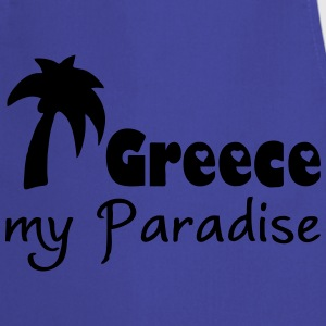 Greece Paradise - Cooking Apron