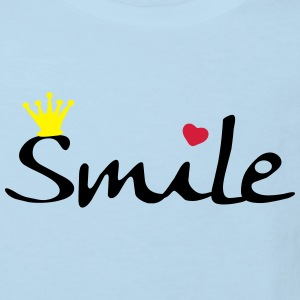 Smile Baby Bodys - Kinder Bio-T-Shirt