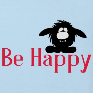 Be Happy Monster Baby Bodys - Kinder Bio-T-Shirt