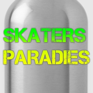Skaters Paradies - Trinkflasche