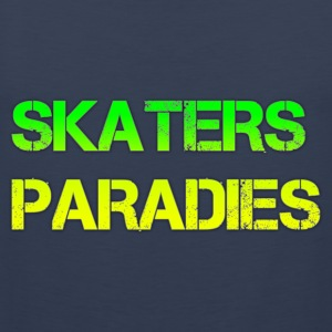 Skaters Paradies - Männer Premium Tank Top