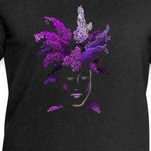 Lilac girl Tee shirts - Sweat-shirt Homme Stanley & Stella