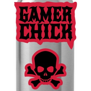 GAMER CHICK 3 T-Shirts - Water Bottle