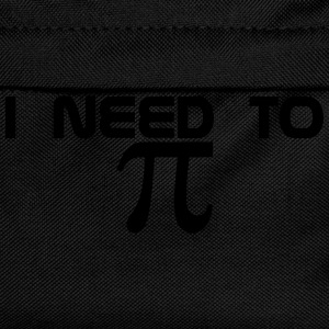 I NEED TO PI - Kinder Rucksack