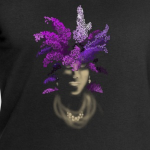 Lilac girl T-Shirts - Men's Sweatshirt by Stanley & Stella