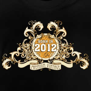 042016_born_in_the_year_2012a T-Shirts - Baby T-Shirt