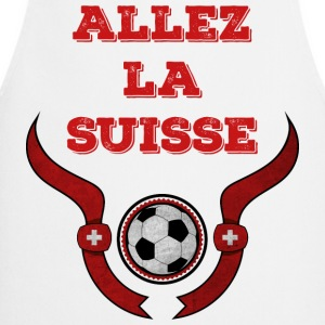 White Allez la suisse Champion 2016 T-Shirts - Cooking Apron