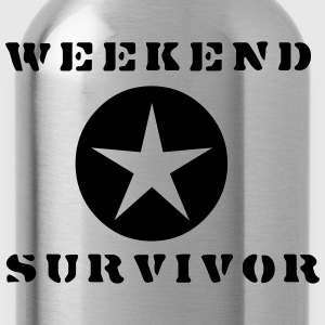 Weekend Survivor - Trinkflasche