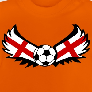 Football Angleterre - T-shirt Bébé