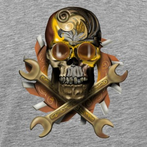 Skull Sports wear - Men's Premium T-Shirt