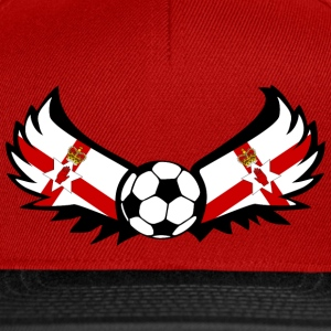 Football Northern Ireland - Snapback Cap
