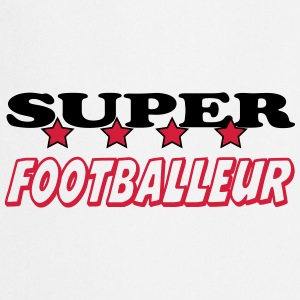 Super footballeur Shirts - Keukenschort