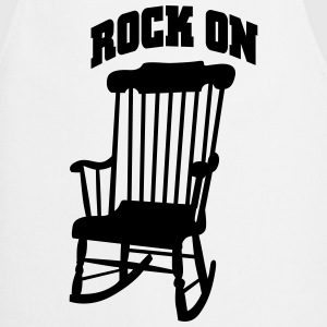 rock on T-Shirts - Cooking Apron