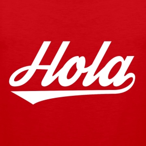 Hola - Men's Premium Tank Top
