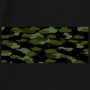 World of Tanks Tank Camouflage Mug - Men's Premium T-Shirt