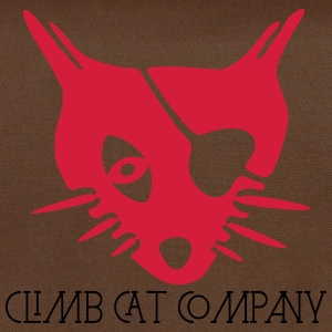 Cat's Head By ClimbCatCompany Tee shirts - Sac à bandoulière