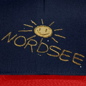 sonne nordsee T-Shirts - Snapback Cap