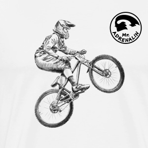 BMX Long sleeve shirts - Men's Premium T-Shirt