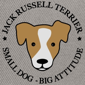 Jack Russell T-Shirts - Snapback Cap