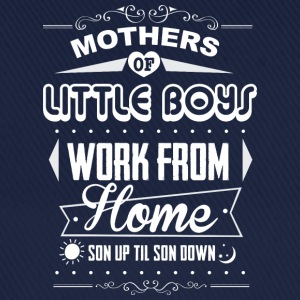 Mothers of little boys Pullover & Hoodies - Baseballkappe