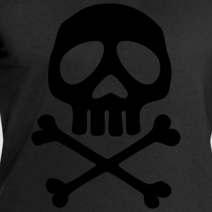 Skull and crossbones, pirate, anime, space captain T-shirts - Sweatshirt herr från Stanley & Stella