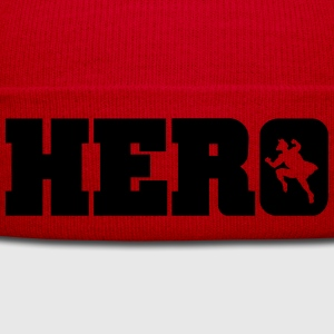 hero T-Shirts - Winter Hat