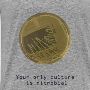 microbe Hoodies & Sweatshirts - Men's Premium T-Shirt