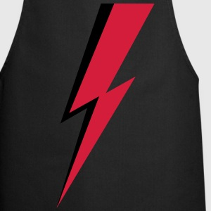 Flash, music, rebel, hero, comic, dance, star Camisetas - Delantal de cocina