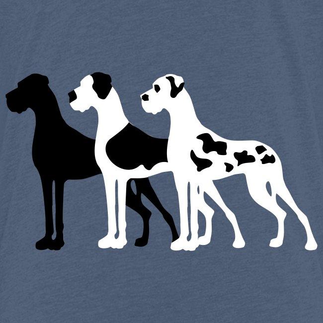 Gefleckte Doggen