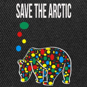 Save the Arctic - Casquette snapback