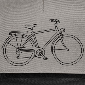Bicycle T-Shirts - Snapback Cap