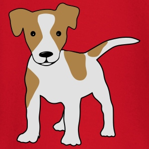 Jack Russell Terrier  T-Shirts - Baby Langarmshirt