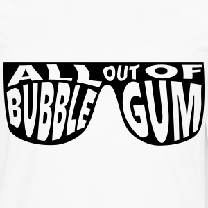 All Out Of Bubblegum - Men's Premium Longsleeve Shirt
