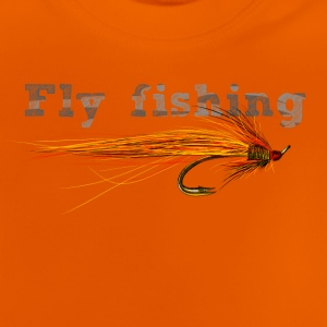 fly fishing hook Shirts - Baby T-shirt